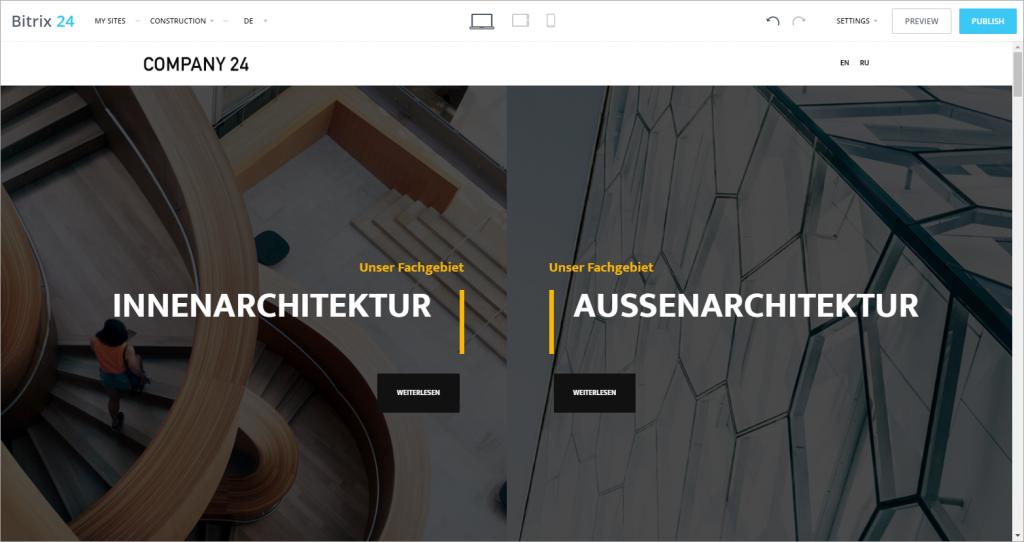 Tạo một trang web đa ngôn ngữ