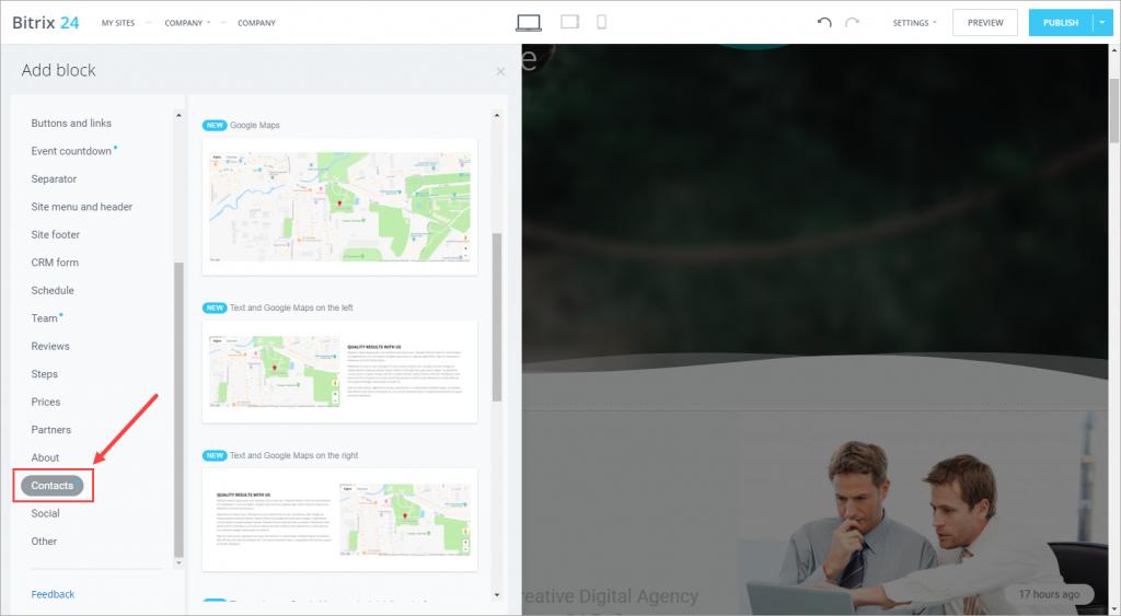 Thêm Google Maps vào trang web của bạn